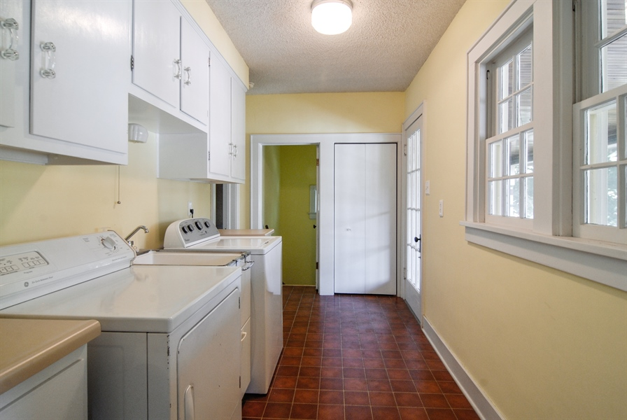 Real Estate Photography - 545 W Downer Place, Aurora, IL, 60506 - Laundry Room