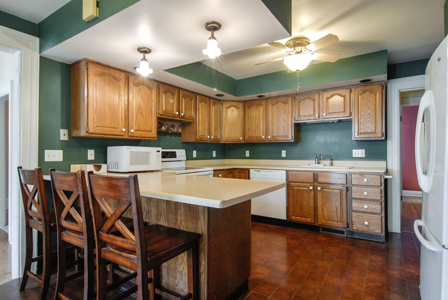 Real Estate Photography - 545 W Downer Place, Aurora, IL, 60506 - Kitchen