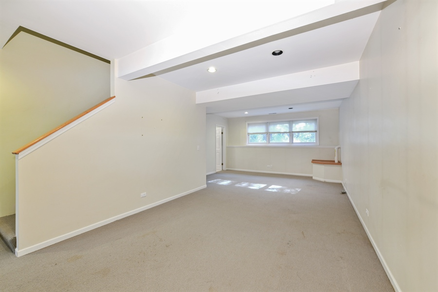 Real Estate Photography - 544 Harlowe Ln, 544, Naperville, IL, 60565 - Basement