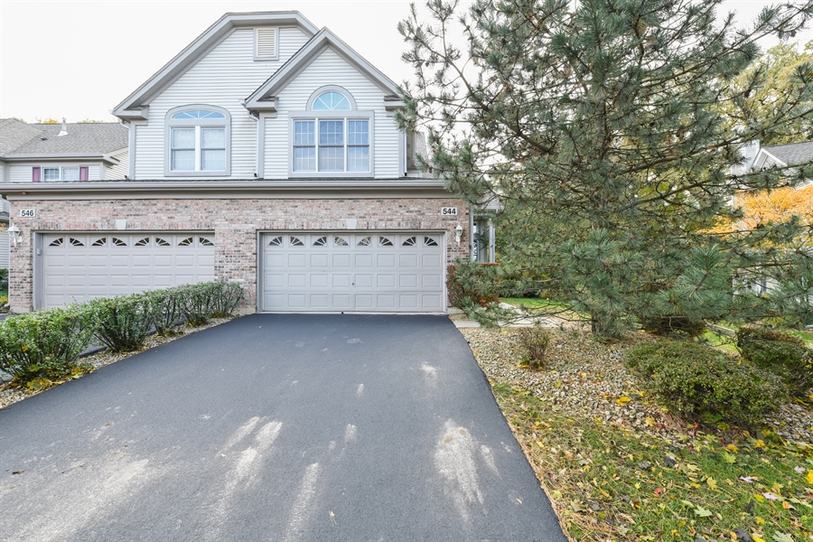 Real Estate Photography - 544 Harlowe Ln, 544, Naperville, IL, 60565 - Front View