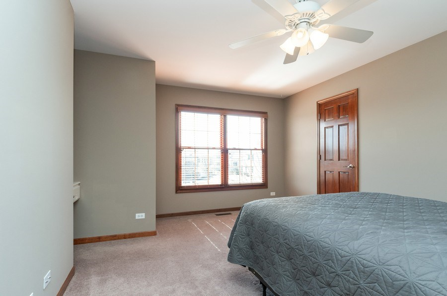 Real Estate Photography - 26112 W. Chatham Dr., Plainfield, IL, 60585 - 3rd Bedroom