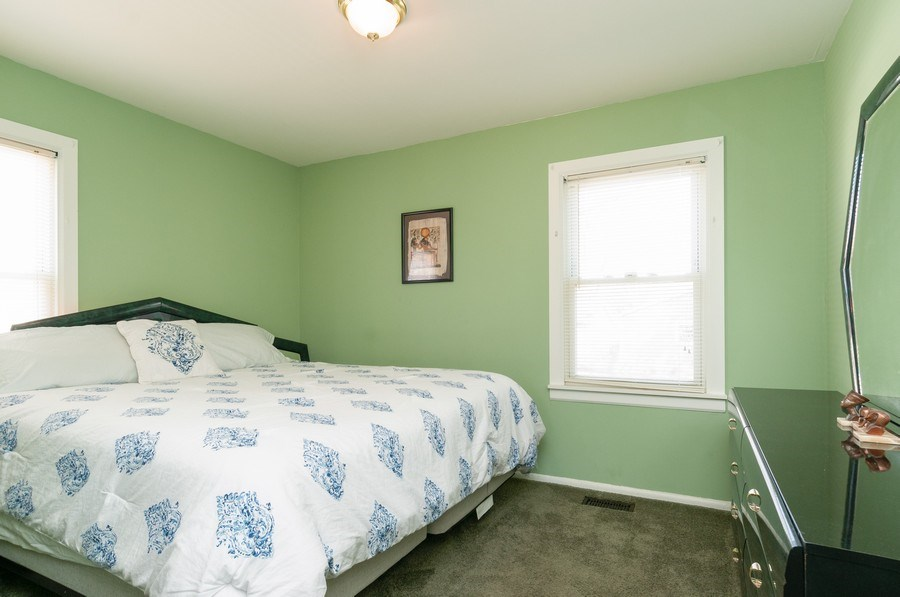 Real Estate Photography - 405 FENTON Ave, Romeoville, IL, 60446 - Master Bedroom
