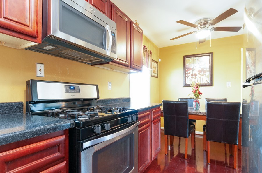 Real Estate Photography - 405 FENTON Ave, Romeoville, IL, 60446 - Kitchen