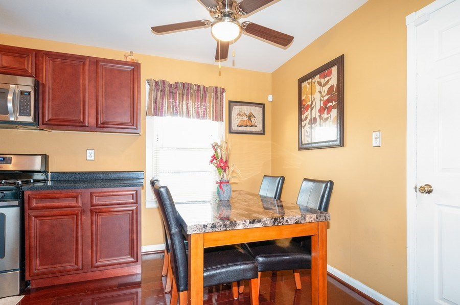 Real Estate Photography - 405 FENTON Ave, Romeoville, IL, 60446 - Kitchen / Breakfast Room