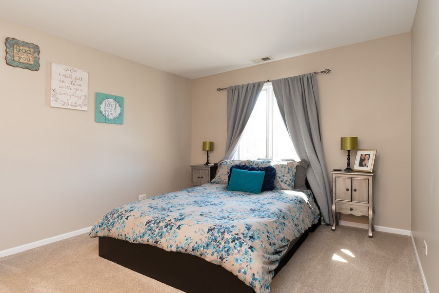 Real Estate Photography - 986 West Ct, Naperville, IL, 60563 - Master Bedroom