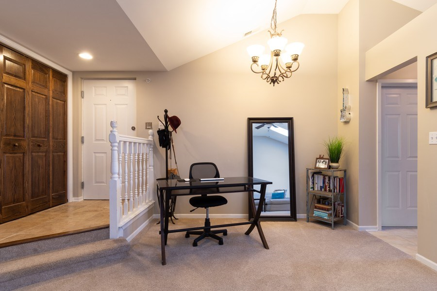 Real Estate Photography - 986 West Ct, Naperville, IL, 60563 - Dining Room