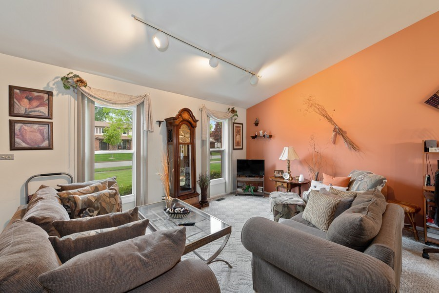 Real Estate Photography - 1161 Parker Ave, Downers Grove, IL, 60516 - Living Room