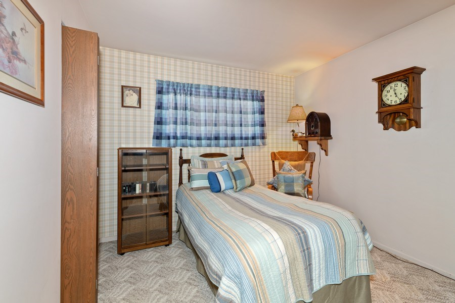 Real Estate Photography - 1161 Parker Ave, Downers Grove, IL, 60516 - 3rd Bedroom
