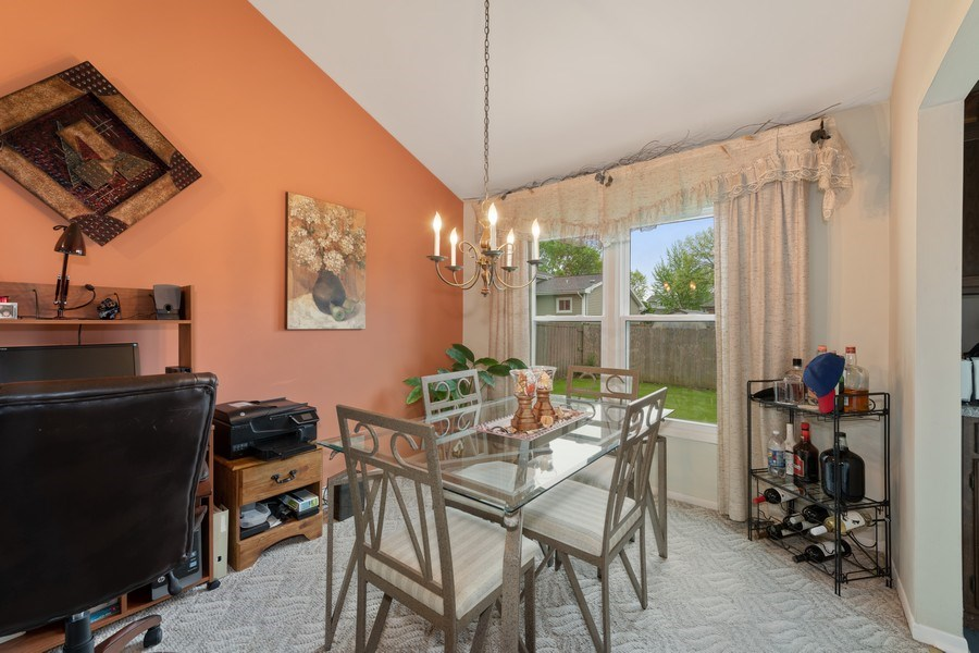 Real Estate Photography - 1161 Parker Ave, Downers Grove, IL, 60516 - Dining Room