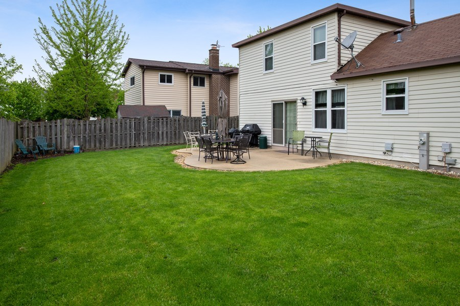 Real Estate Photography - 1161 Parker Ave, Downers Grove, IL, 60516 - Back Yard