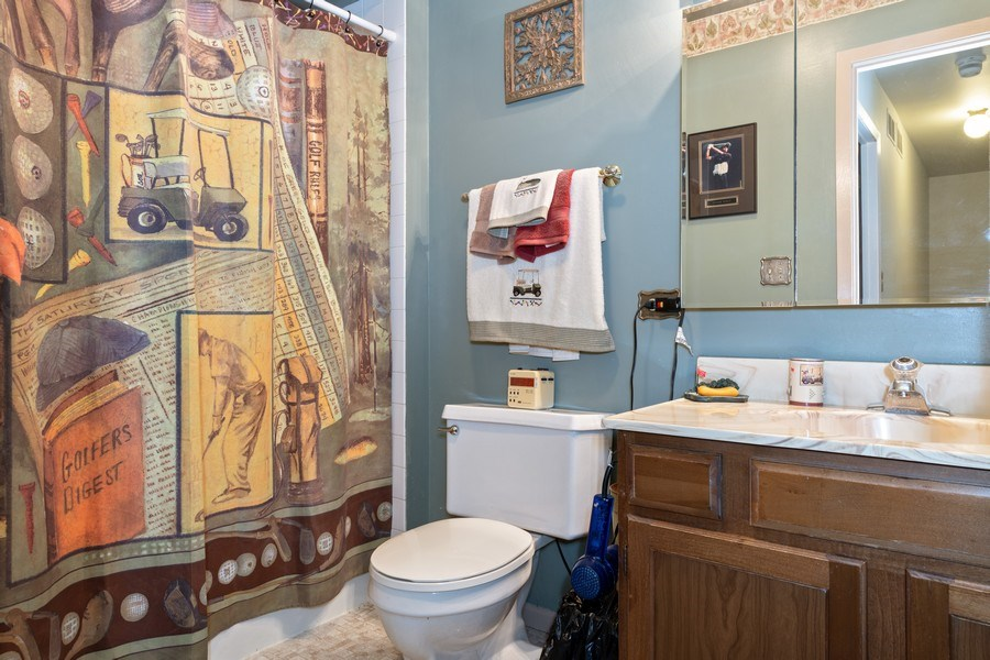Real Estate Photography - 1161 Parker Ave, Downers Grove, IL, 60516 - Bathroom