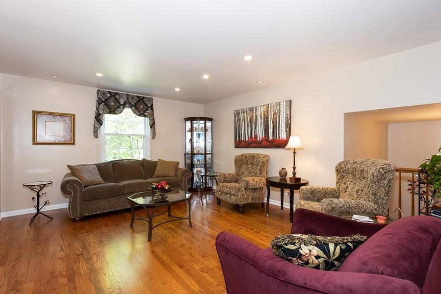 Real Estate Photography - 2210 Kingston, Wheaton, IL, 60189 - Living Room