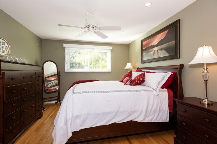 Real Estate Photography - 2210 Kingston, Wheaton, IL, 60189 - Master Bedroom