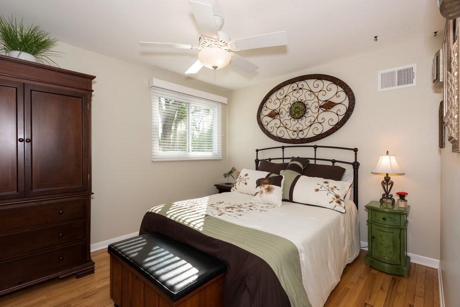 Real Estate Photography - 2210 Kingston, Wheaton, IL, 60189 - Bedroom