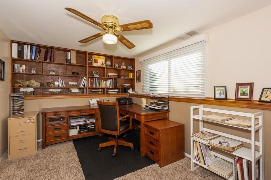 Real Estate Photography - 2210 Kingston, Wheaton, IL, 60189 - Office