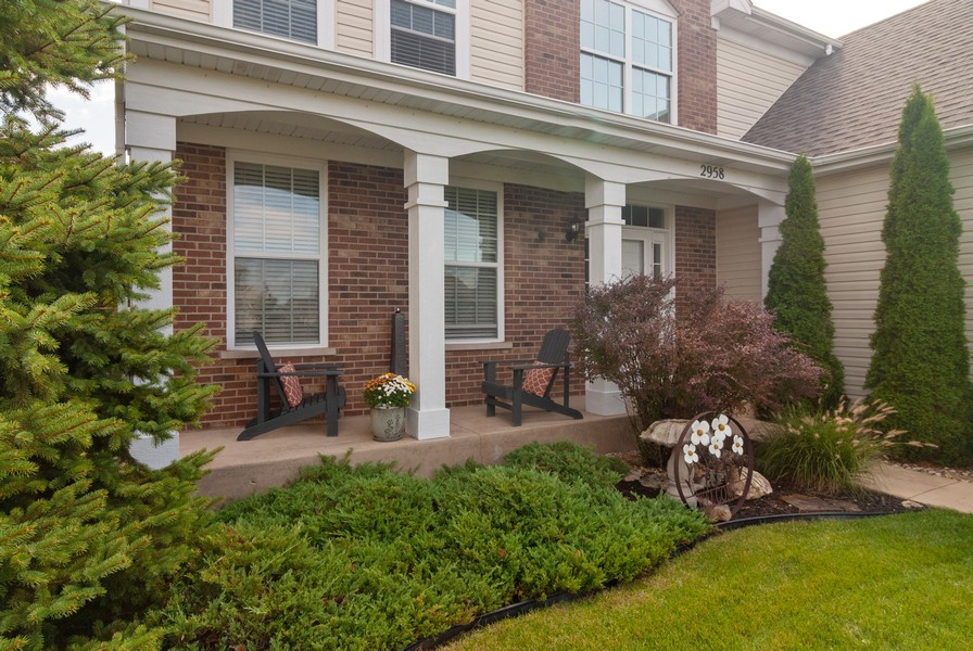 Real Estate Photography - 2958 Ellsworth Dr, Yorkville, IL, 60560 - Patio