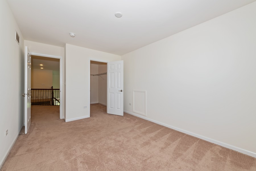 Real Estate Photography - 2720 Blakely Lane, Naperville, IL, 60540 - 2nd Bedroom