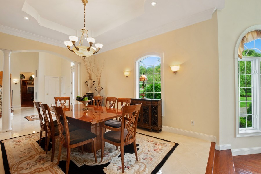 Real Estate Photography - 1048 Gambelli Dr, Yorktown Heights, NY, 10598 - Dining Room
