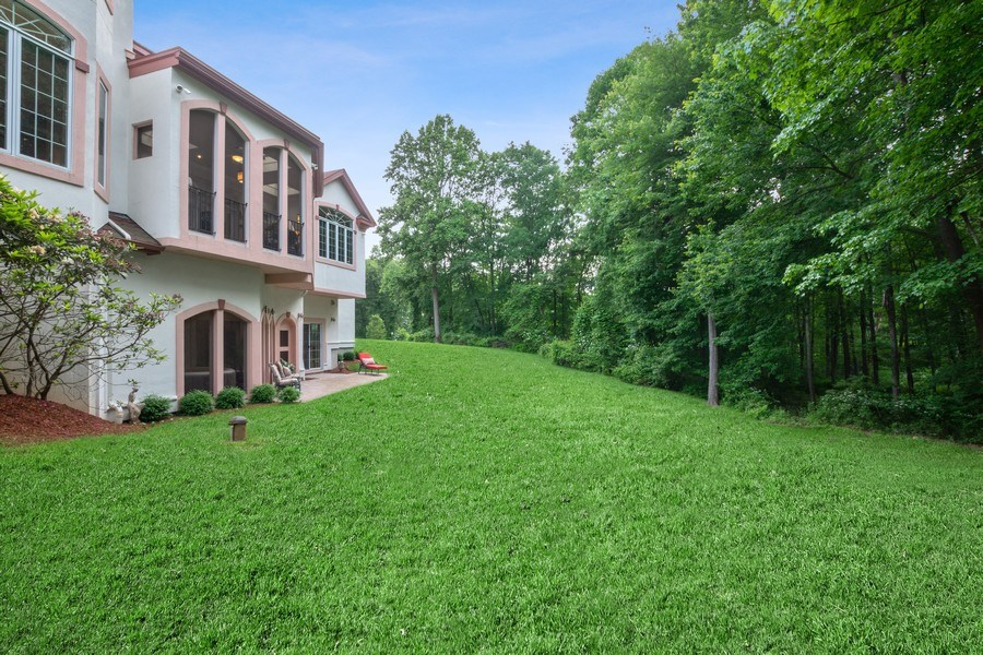 Real Estate Photography - 1048 Gambelli Dr, Yorktown Heights, NY, 10598 - Back Yard