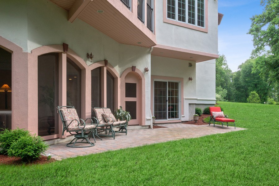 Real Estate Photography - 1048 Gambelli Dr, Yorktown Heights, NY, 10598 - Patio