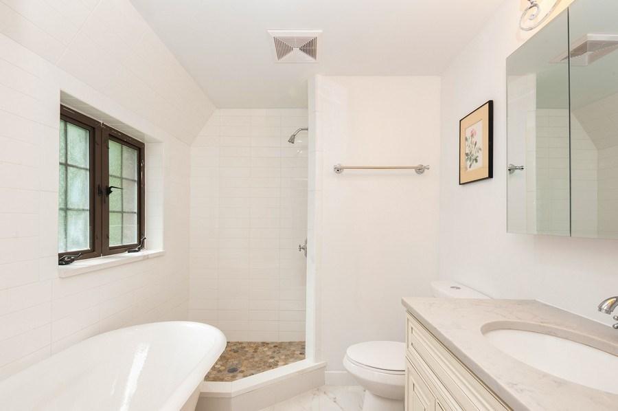 Real Estate Photography - 25 Hunter Ave, New Rochelle, NY, 10801 - Master Bathroom