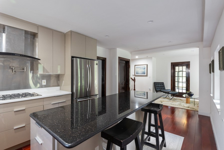 Real Estate Photography - 25 Hunter Ave, New Rochelle, NY, 10801 - Kitchen