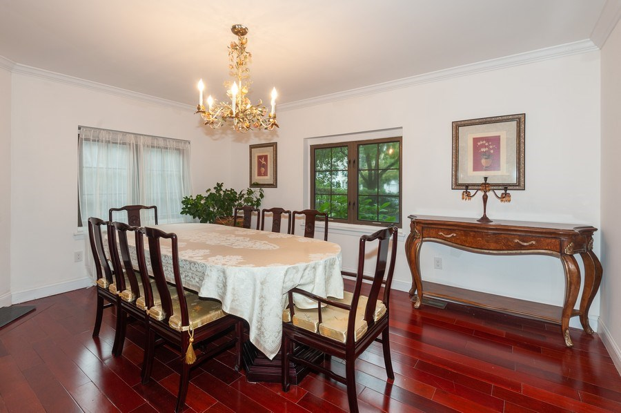 Real Estate Photography - 25 Hunter Ave, New Rochelle, NY, 10801 - Dining Room