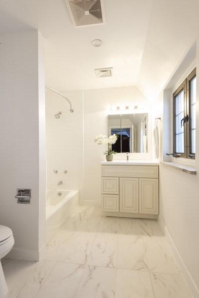 Real Estate Photography - 25 Hunter Ave, New Rochelle, NY, 10801 - Bathroom