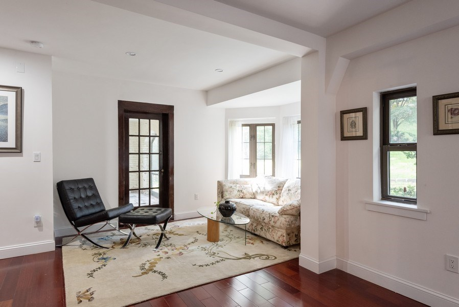 Real Estate Photography - 25 Hunter Ave, New Rochelle, NY, 10801 - Family Room / Kitchen