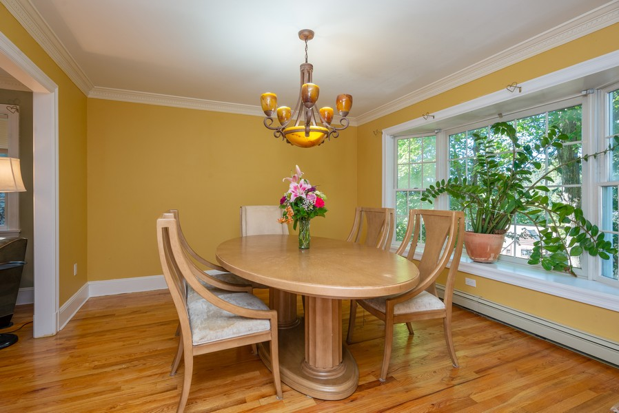 Real Estate Photography - 12 Abbey Dr, White Plains, NY, 10604 - Dining Room