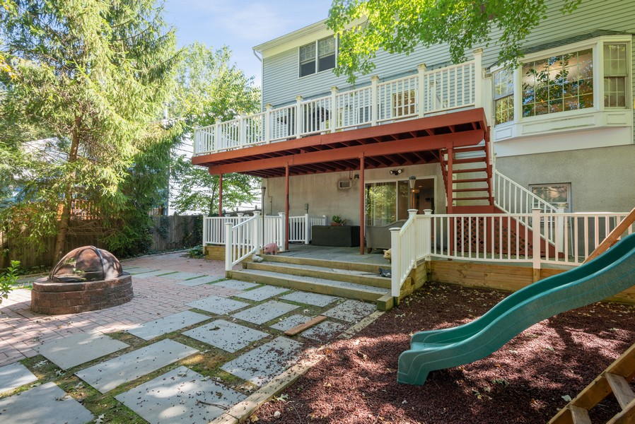 Real Estate Photography - 12 Abbey Dr, White Plains, NY, 10604 - Patio