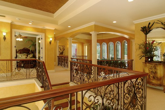 Real Estate Photography - 3109 Watrous Ave, Tampa, FL, 33629 - Staircase