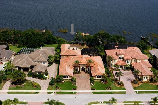Real Estate Photography - 3755 Mullenhurst Dr, Palm Harbor, FL, 34685 - Your personal Playground on Lake Tarpon