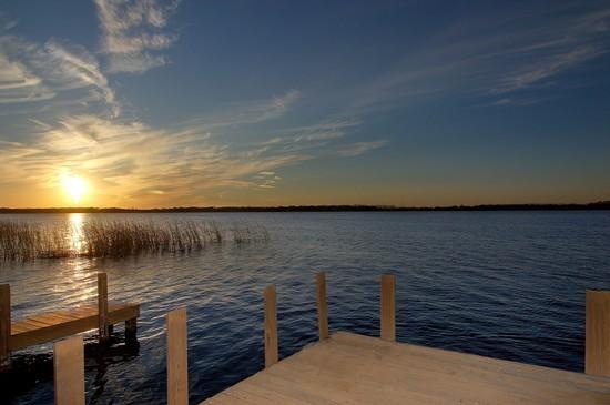Real Estate Photography - 3755 Mullenhurst Dr, Palm Harbor, FL, 34685 - Private Boat Dock