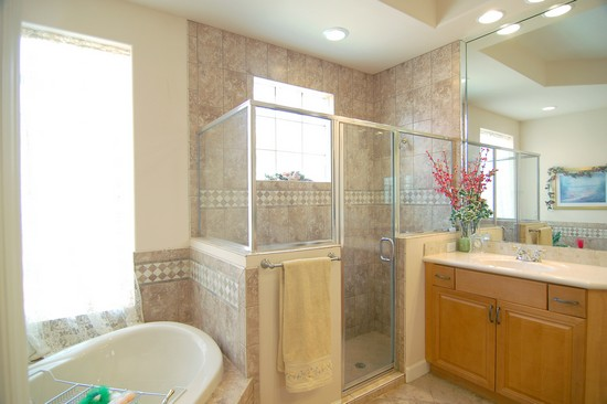 Real Estate Photography - 1638 Whitney Isles, Windermere, FL, 34786 - Master Bathroom