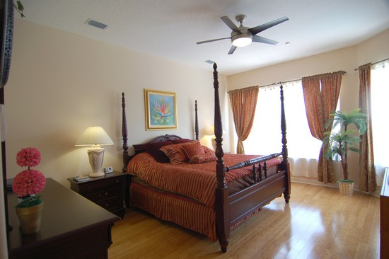 Real Estate Photography - 1638 Whitney Isles, Windermere, FL, 34786 - Master Bedroom