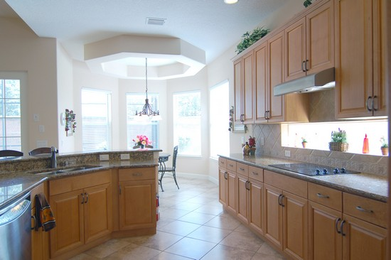 Real Estate Photography - 1638 Whitney Isles, Windermere, FL, 34786 - Kitchen