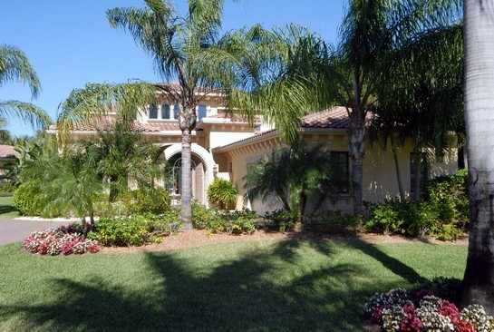 Real Estate Photography - 2828 Capistrano Way, Naples, FL, 34105 - Front View