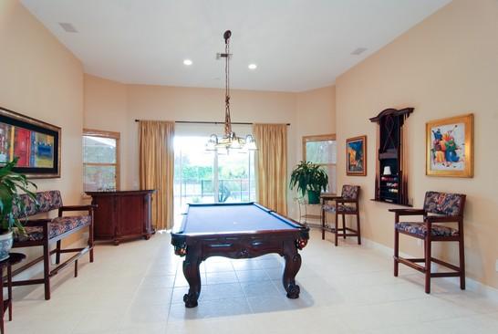 Real Estate Photography - 15540 Sunward St, Wellington, FL, 33414 - Living Room