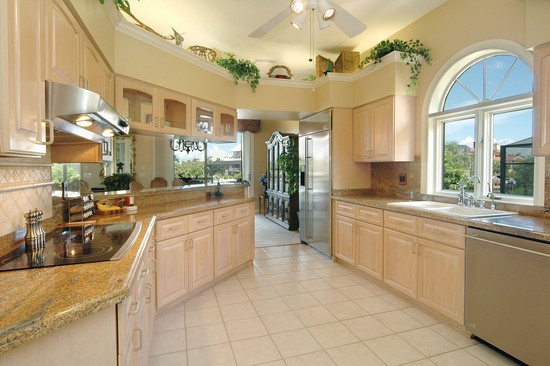 Real Estate Photography - 211 Bayfront Drive, Bonita Springs, FL, 34134 - Kitchen