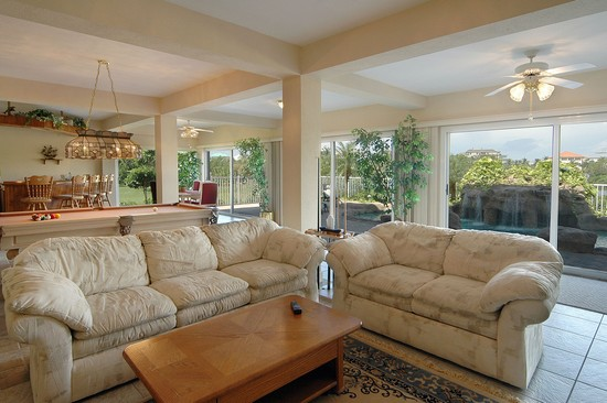 Real Estate Photography - 211 Bayfront Drive, Bonita Springs, FL, 34134 - Play / Recreational Room