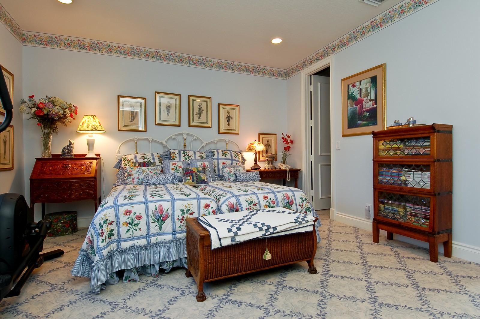 Real Estate Photography - 4252 Bocaire Blvd, Boca Raton, FL, 33487 - 3rd Bedroom