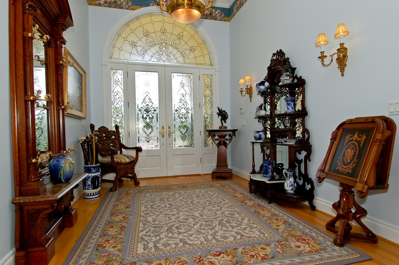 Real Estate Photography - 4252 Bocaire Blvd, Boca Raton, FL, 33487 - Foyer