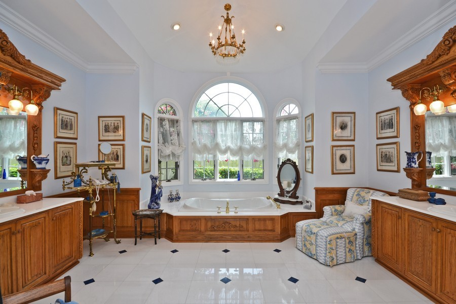 Real Estate Photography - 4252 Bocaire Blvd, Boca Raton, FL, 33487 - Master Bathroom