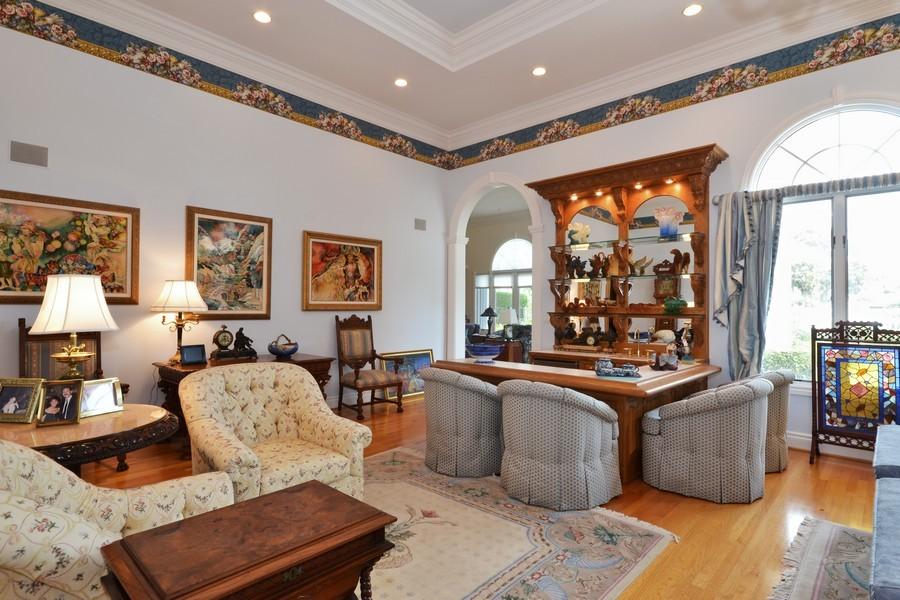Real Estate Photography - 4252 Bocaire Blvd, Boca Raton, FL, 33487 - Entertainment Room
