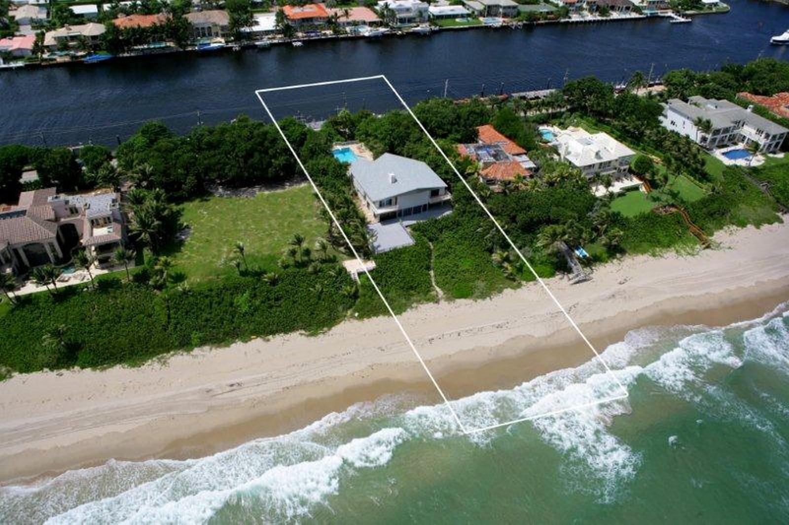 Hillsboro Mile Hillsboro Beach Florida