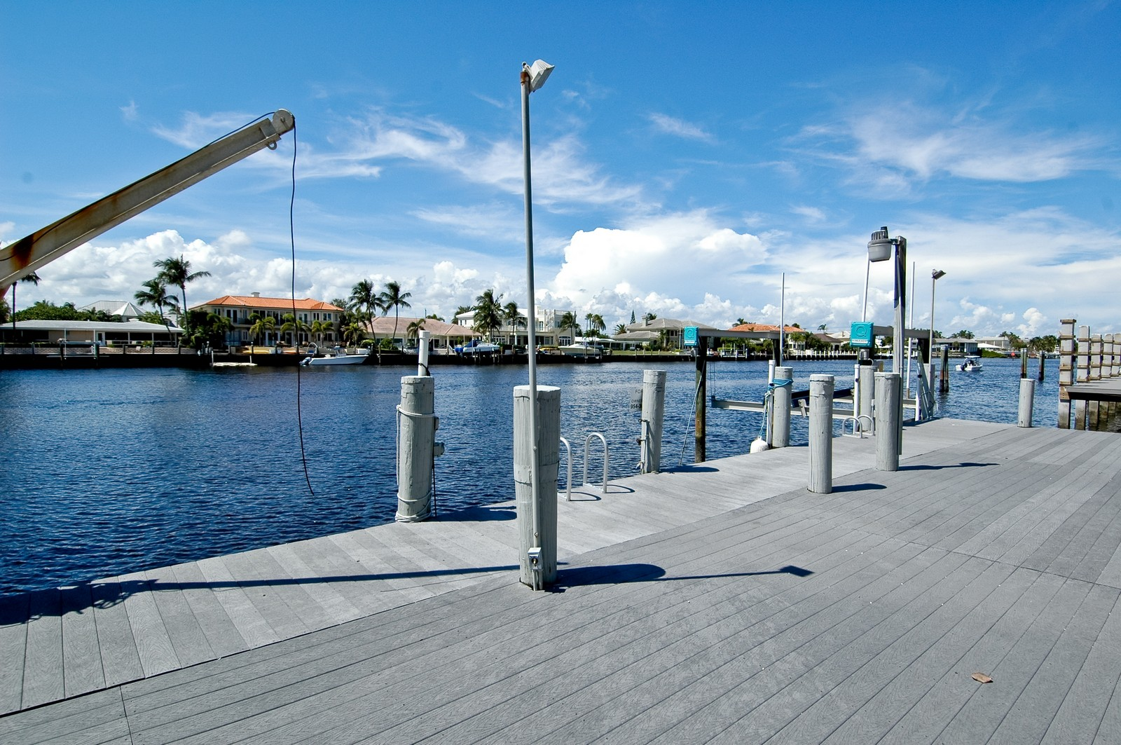 Real Estate Photography - 999 Hillsboro Mile, Hillsboro Beach, FL, 33062 - Dock