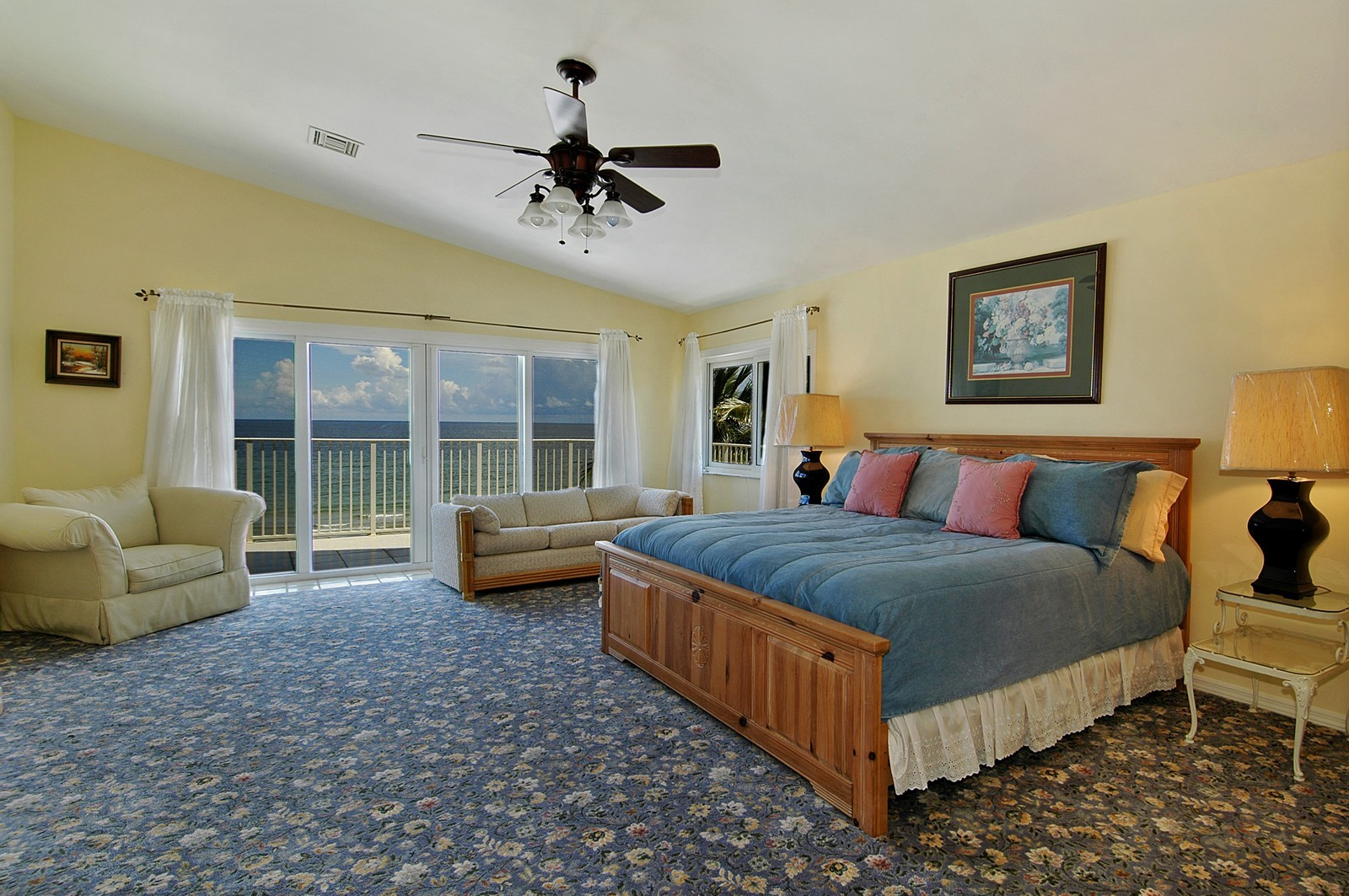 Real Estate Photography - 999 Hillsboro Mile, Hillsboro Beach, FL, 33062 - Master Bedroom