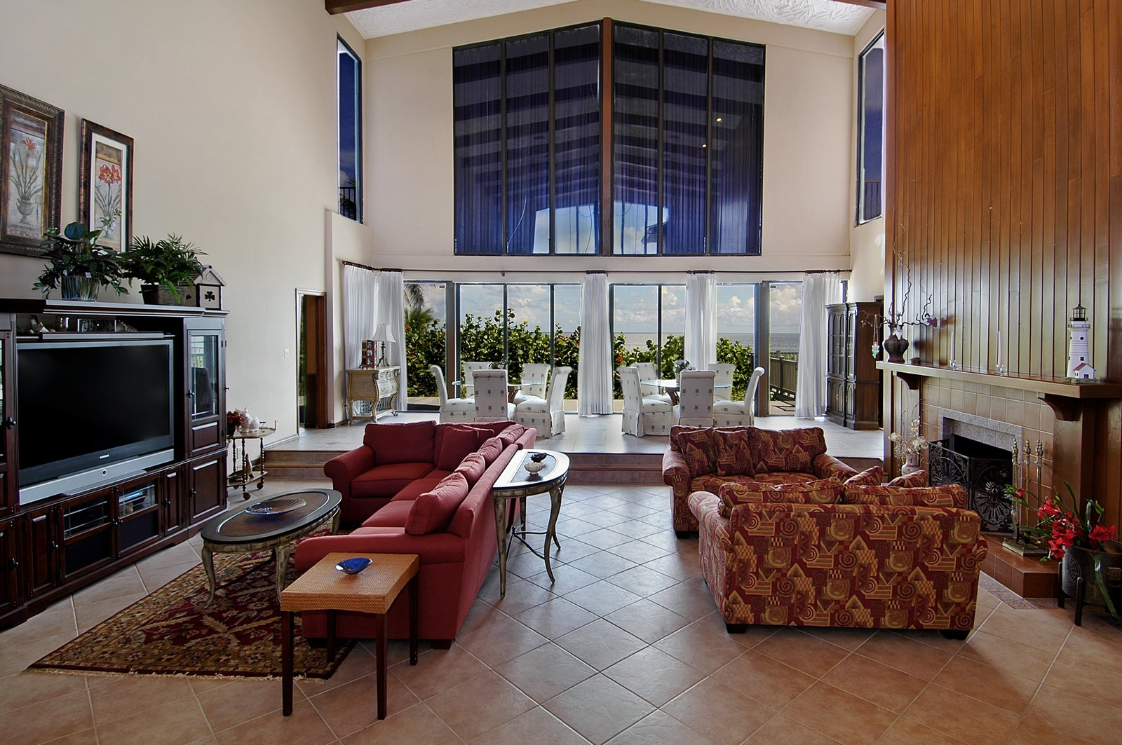 Real Estate Photography - 999 Hillsboro Mile, Hillsboro Beach, FL, 33062 - Living Room