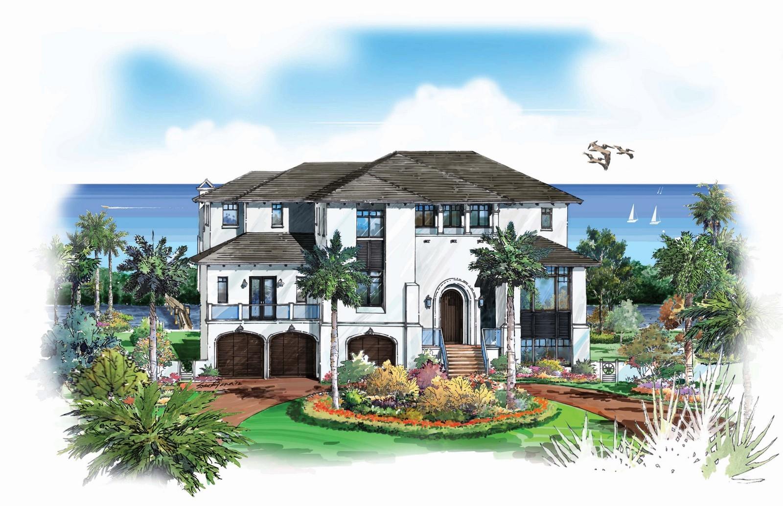 Real Estate Photography - 1802 Bay Dr, Pompano Beach, FL, 33062 - Location 1